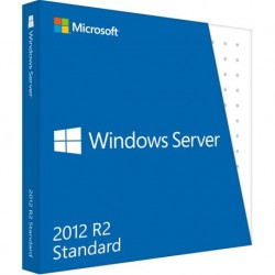 Microsoft Windows Server 2012 R2 Standard with 5 CALs for Charities, Churches and Education