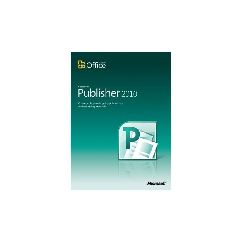 Microsoft Publisher 2010 Extended Edition - Tekgia