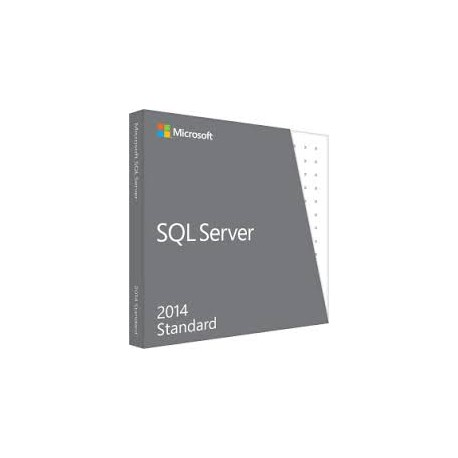 Microsoft SQL Server 2014 Standard with 5 CALs at academic rate