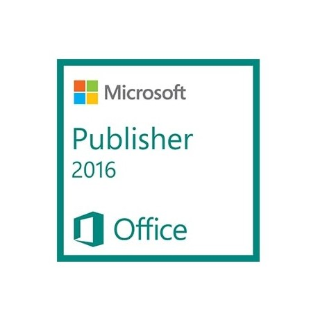 Best price microsoft publisher 2016