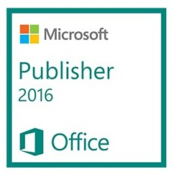 Microsoft Publisher 2016 Extended Edition