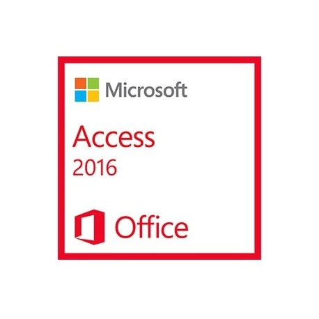 Microsoft Access 2016 at academic rate