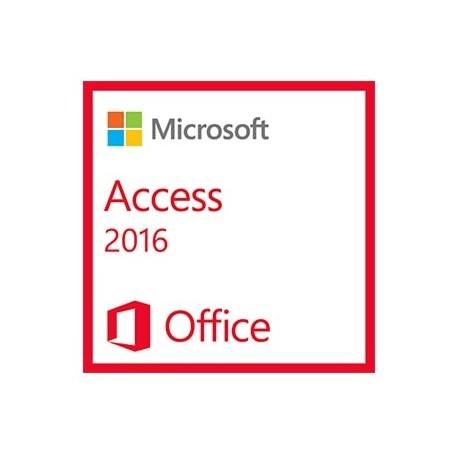 Microsoft Access 2016 at academic rate