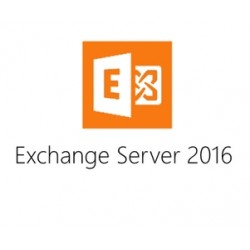 Microsoft Exchange Server 2016 Enterprise with 25 Standard CALs