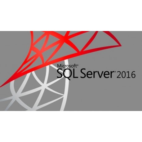 Microsoft SQL Server 2016 Standard with 5 CALs at academic rate