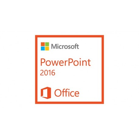 Microsoft PowerPoint 2016 at academic rate