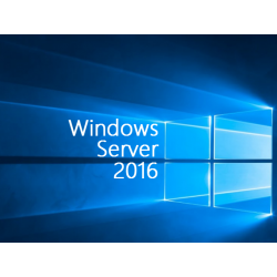 Microsoft Windows Server 2016 Standard with 5 CALs