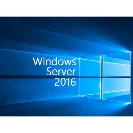 Microsoft Windows Server 2016 User CAL