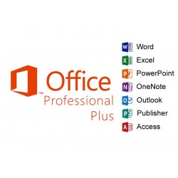 Microsoft Office 2016 Professional Plus - the Most Powerful Office Edition