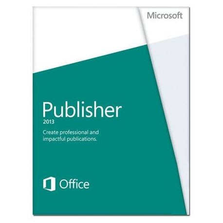 Microsoft Publisher 2013 for Charities, Churches and Education