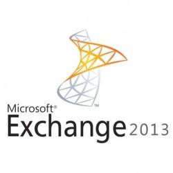Microsoft Exchange 2013 Standard User CAL