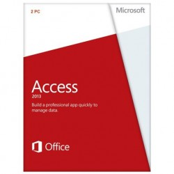 Microsoft Access 2013 Extended Edition