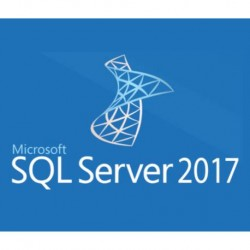 Microsoft SQL Server 2017 Standard with 5 CALs