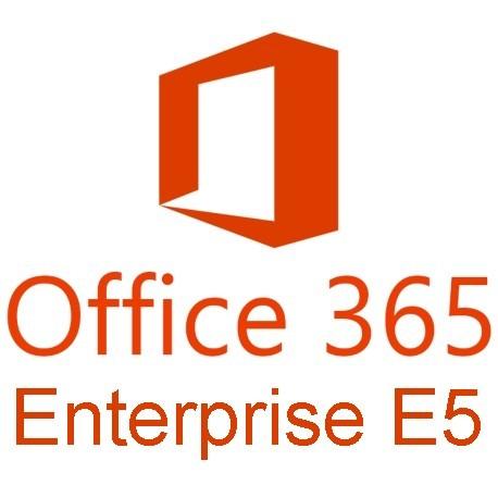 Microsoft Office 365 Enterprise E5 Monthly Subscription