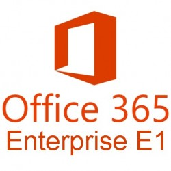 Microsoft Office 365 Enterprise E1 Monthly Subscription