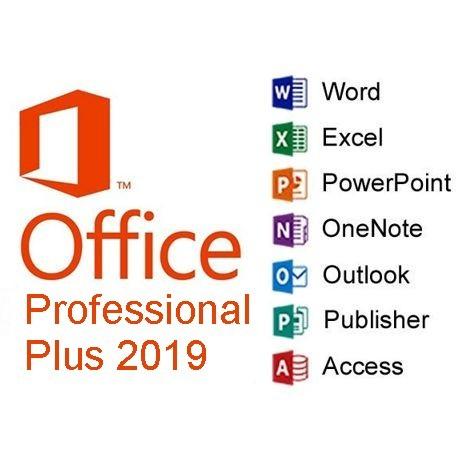microsoft office 2019 professional plus  Microsoft Office 2019 Professional Plus for Charities, Churches and ...