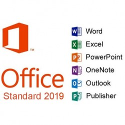 Microsoft Office 2019 Standard at academic rate