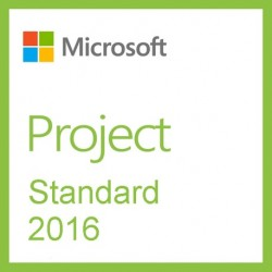 Microsoft Project 2016 Standard Extended Edition
