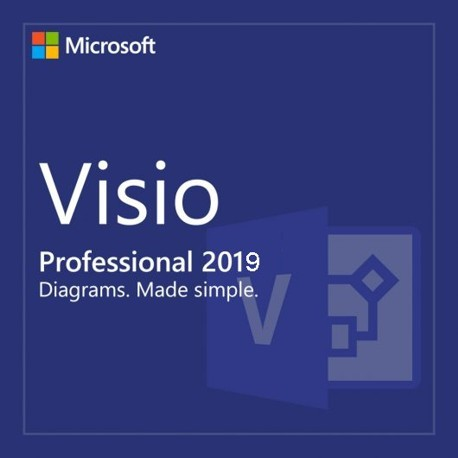 Microsoft Visio 2019 Professional Extended Edition