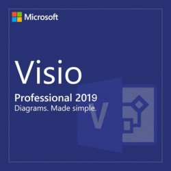 Microsoft Visio 2019 Professional for Charities, Churches and Education