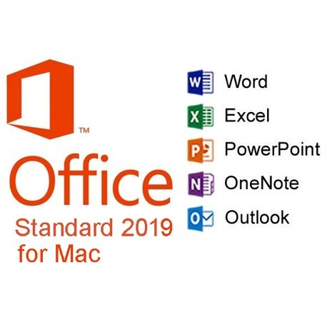 Microsoft Office 2019 Standard for Mac for Churches, Charities and Education