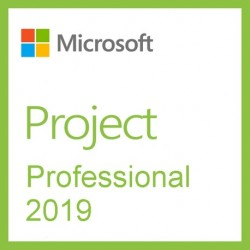 Microsoft Project 2019 Professional Extended Edition