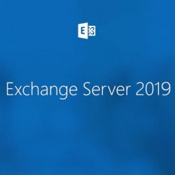Microsoft Exchange Server 2019 Standard with 5 CALs at academic rate