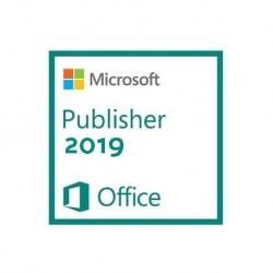 Microsoft Publisher 2019 Extended Edition