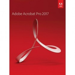 Adobe Acrobat Pro 2017 Extended Edition