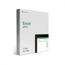 Microsoft Excel 2019 for Mac for Charities, Churches and Education