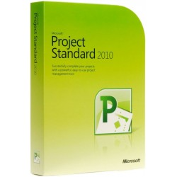 Microsoft Project 2010 Standard at academic rate