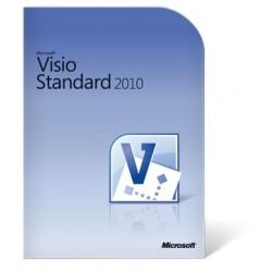 Microsoft Visio 2010 Standard at academic rate
