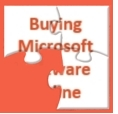 Buying Microsoft Sofware Online 3 Jigsaw Pieces