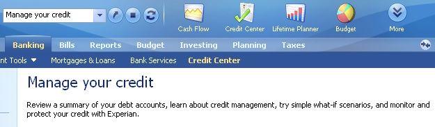 Money Credit Center
