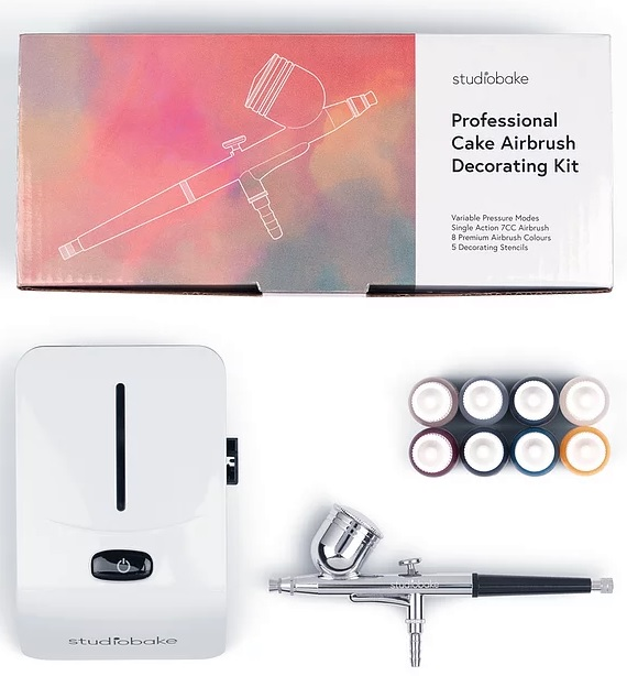 Studiobake Cake Airbrush Kit