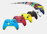 Xbox Design Lab controllers